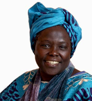 Maathai-Wangari